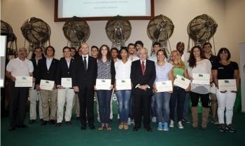 Jogos Santa Casa e COP entregam Bolsas de Educação